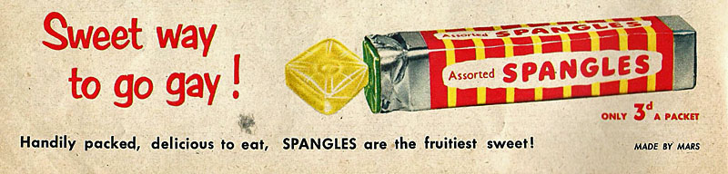 Competition Time – Sweets from an Innocent Era